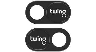 Twing Webcam Cover - die beste Webcam Abdeckung