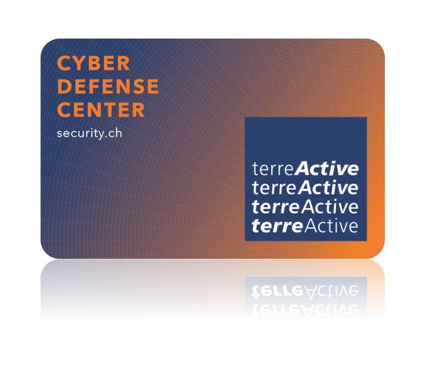 RFID Blocker Karte bedrucken Terreactive